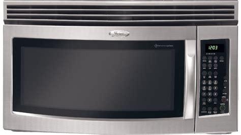 whirlpool ghxps  cu ft   range microwave