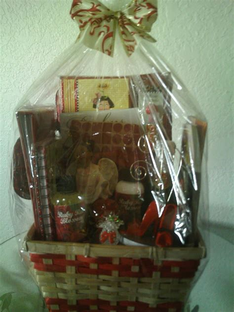 Pastor's Wife Gift Basket. Created by Joyce @ www