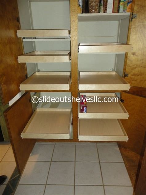 Sliding Shelves Pantry by 17 Best Images About Pull Out Pantry Shelves On Shelves Sliding Shelves And Slide