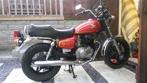 honda 250 cc honda cm250c