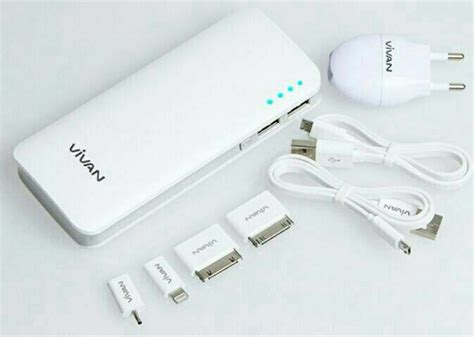 Power Bank Vivan Di Jogja jual power bank vivan original 11000mah 1702 di lapak ourbeeshop monicatobias