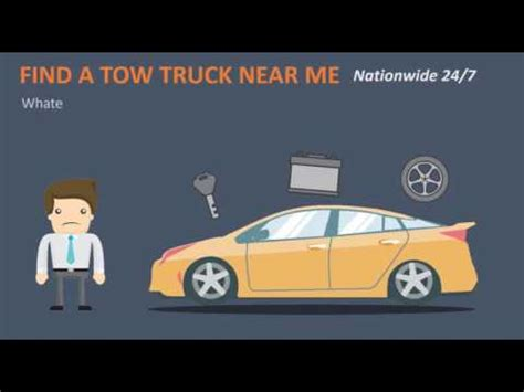 emergency boat service near me tow truck near me 24 7 emergency towing services youtube