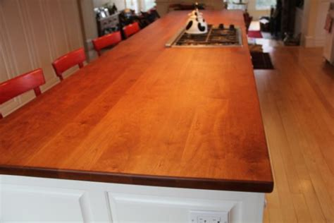 Refinish Bar Top How To Refinish A Wood Countertop