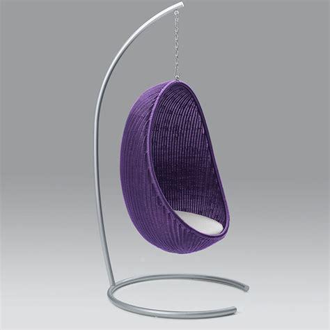 Suspended wicker chair egg by pierantonio bonacina decor advisor