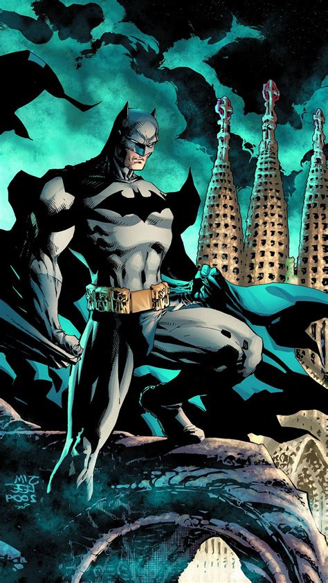 batman cartoon iphone  wallpapers hd