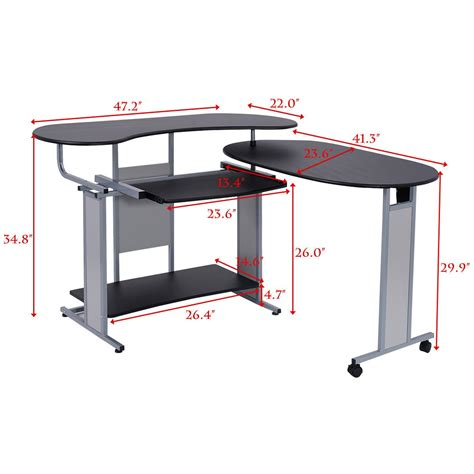 altra the works l shaped desk altra the works l shaped desk 100 altra the works l