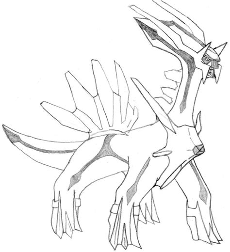 dialga coloring pages www imgkid com the image kid has it