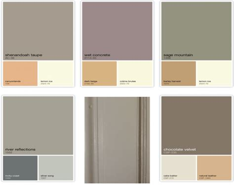 the about paint colors that no one told you laurel home