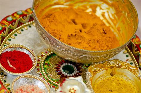 Wedding Ceremony In India by Significance Of The Haldi Ceremony In An Indian Wedding