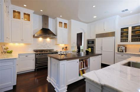 Antique Island For Kitchen by White Shaker Kitchen New England Granite Amp Marble
