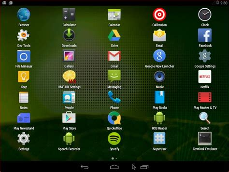 android x86 4 4 android x86 kitkat 4 4 4 exton softpedia linux