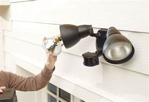 adding motion sensor to existing outdoor light project guide how to install a motion sensor light at the