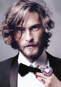 wavy curly hairstyles for mens hairstyles 2017