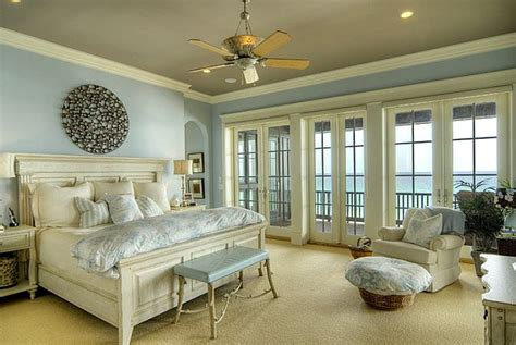 beach master bedroom the beach blue house home bunch interior design ideas
