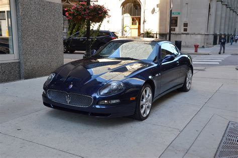 how to fix cars 2005 maserati coupe electronic toll collection 2005 maserati coupe cambiocorsa cambiocorsa stock m250a for sale near chicago il il
