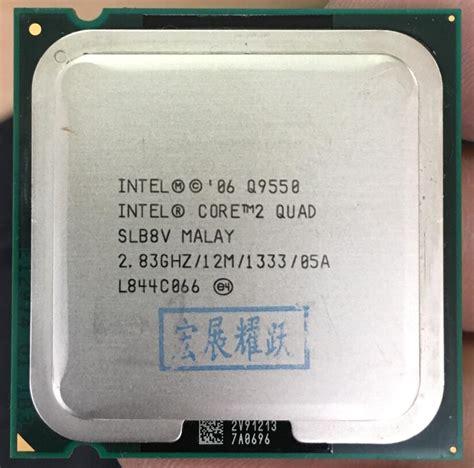 intel core2 processor q9550 cpu slb8v eo 12m cache