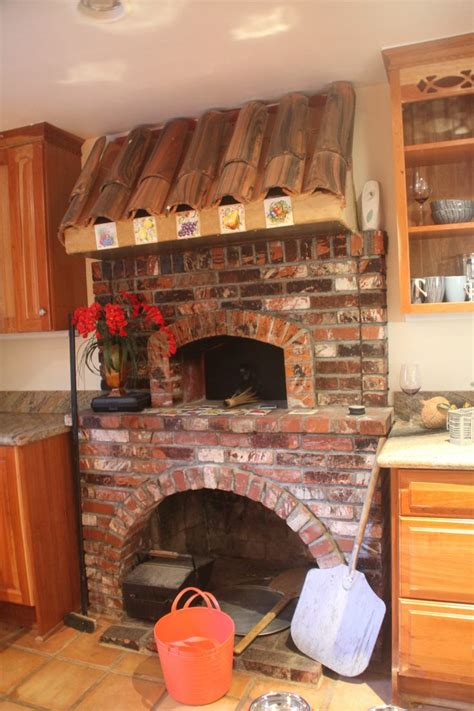 Fireplace Pizza Oven Combo by Pin By Heinz On Wood Oven And