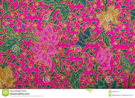 batik design of malaysia malaysia batik pattern xi royalty free stock images