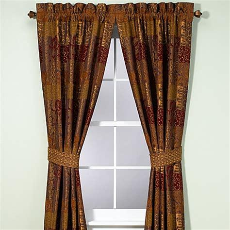 croscill curtain croscill 174 galleria 84 inch window curtain panel bed bath
