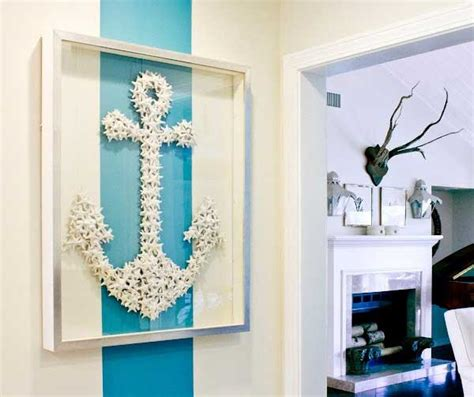 Home Diy Decor Ideas by 36 Breezy Beach Inspired Diy Home Decorating Ideas