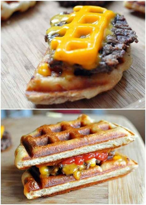 17 unexpected foods you can cook in a waffle iron musely