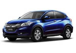 new arrival honda cars india honda vezel price launch date in india review mileage