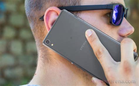 Hp Sony Xperia Call sony xperia xa ultra review telephony messaging loudspeaker