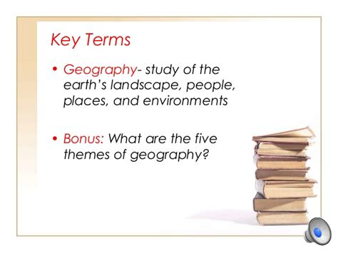5 themes of geography guided notes north carolina geography