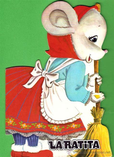 la ratita presumida troquelados 8478641858 cuento grande troquelado la ratita presumida comprar libros de cuentos en todocoleccion