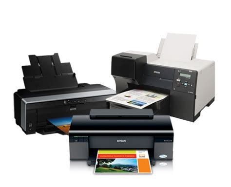 Printer Epson Id Card inkjet printers from epson identicard