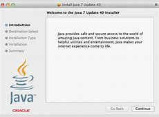 How To Install Java on Mac OS X - Easy PC Tutorials Install Firefox Windows 7