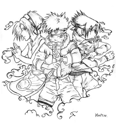 Team 7 Coloring Pages by Team 7 By Kawaiitas On Deviantart
