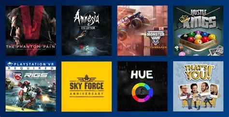 wann kommen neue ps plus spiele playstation plus die gratis spiele f 252 r oktober 2017