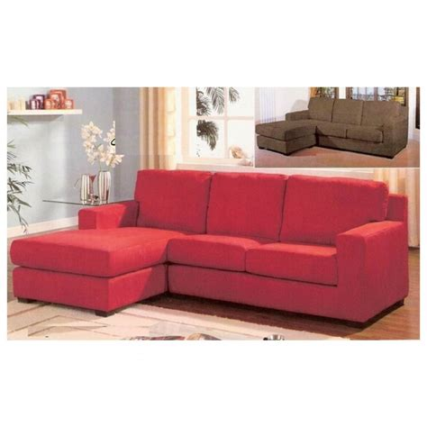 selection reversible chaise sofa prefab homes choice