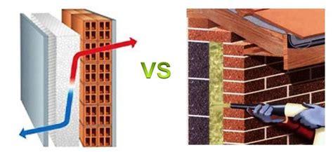isolamento termico pareti interne fai da te isolamento termico degli edifici con le tecniche d