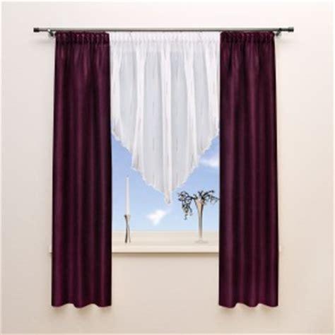 aufhangen gardinen stores das kr 228 uselband an gardinen so sorgen sie f 252 r einen