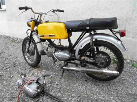 olds motor mart jawa mustang a 23 mit 4658km 50ccm moped bestes