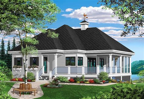 attractive vacation cottage 21854dr architectural