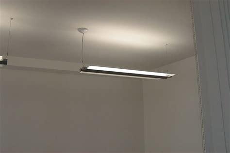 ladari a sospensione led illuminazione per ufficio a sospensione illuminazione