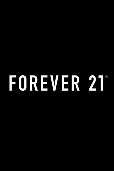 Forever 21s 21 Daily Specials by Forever 21 Logo