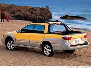 Subaru Outback With Truck Bed 10 Auto Design Duds Subaru Baja 2003 2006 9 Cnnmoney