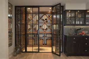 Wine Cellar Doors Glass Glass Door To Wine Cellar Favorite Places And Spaces