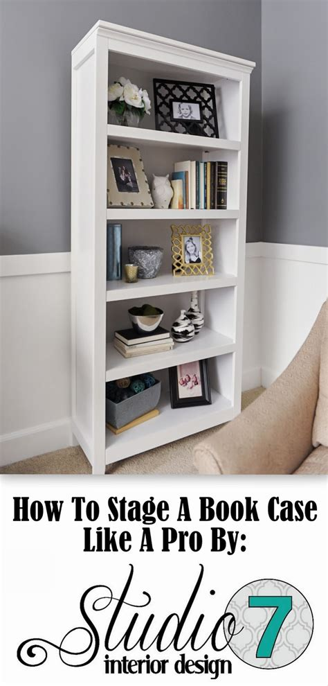 how to stage a bookcase like a pro ikea decora