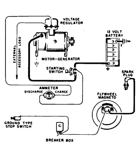 starter generator wiring diagram l gt p diagrams electrical diagram