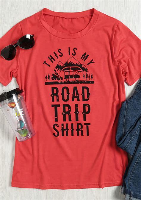 T Shirt My Trip this is my road trip shirt t shirt fairyseason