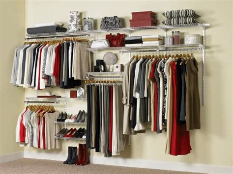 Walk In Closet Ideas On A Budget by Closet Systems 101 Hgtv