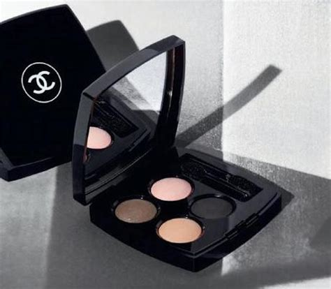 Preloved 95 Chanel Ombre Essentielle 69 Black our routine chanel fall 2012 les essentiels de chanel