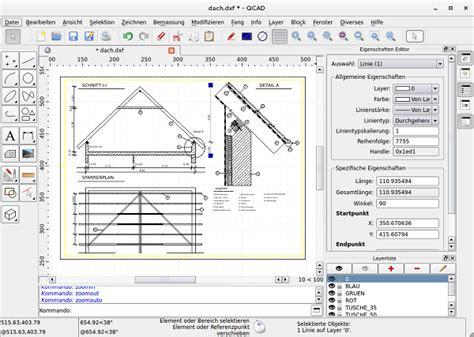 3d Zeichenprogramm Mac Kostenlos by Technisches Zeichenprogramm F 252 R Linux Windows Und Mac Os