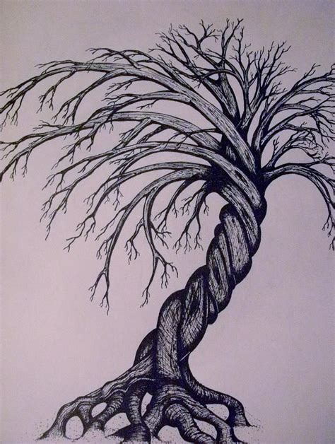 twisted tree tattoo designs twisted troy cleveland ii jpg 679 215 900 pixels trees
