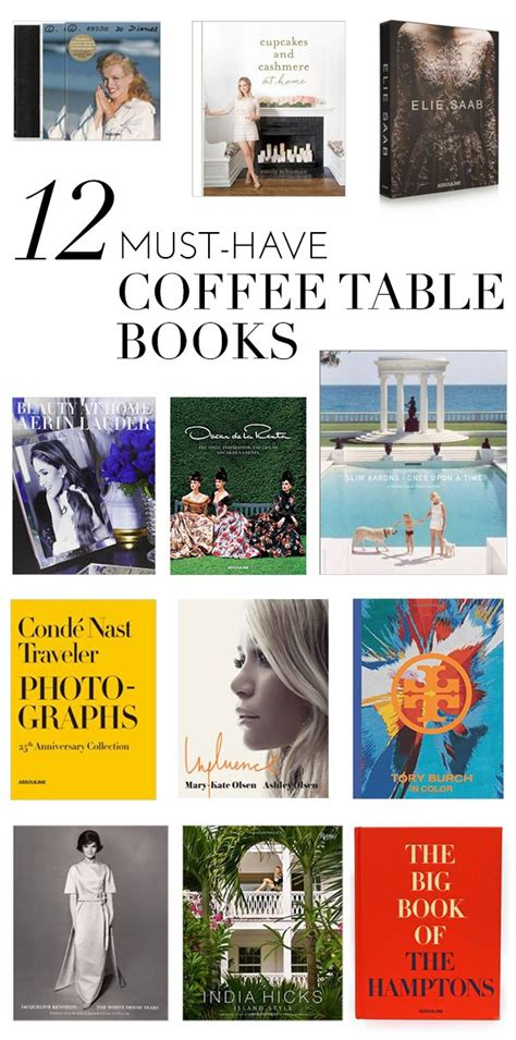 best coffee table books fresh coffee table books 12 must have coffee table books glitter guide